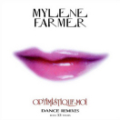 Mylène Farmer - Optimistique-moi - Maxi 33 Tours Promo Dance Remixes - Pochette Recto