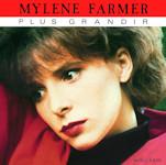 Mylène Farmer Maxi 45 Tours Plus Grandir Réédition 2017