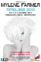 Mylène Farmer Timeless 2013 Park&Suite Arena Montpellier