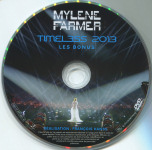 Mylène Farmer Timeless 2013 Le Film Double DVD