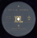 Mylène Farmer XXL Maxi 45 Tours France