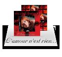 Mylène Farmer Référentiel L'Amour n'est rien...
