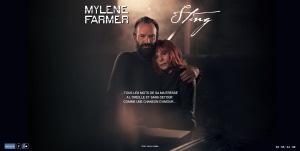 Mylène Farmer Nébuleuses2015