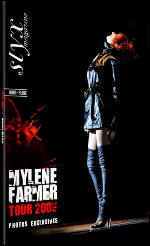 Styx Magazine spécial Mylène Farmer Tour 2009