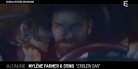 Mylène Farmer - Vidéos 2015 - Behind the scenes