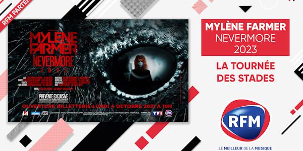 « Nevermore 2023 » - Publicité RFM - 27 septembre 2021
