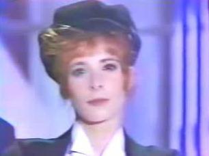 Mylène Farmer - La Une est à vous - TF1 - 19 décembre 1987 - Capture