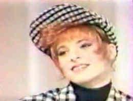 Mylène Farmer Nulle Part Ailleurs 23 novembre 1987 Canal Plus