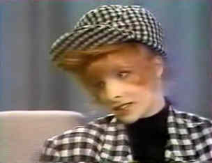 Mylène Farmer Panique sur le 16 19 novembre 1987