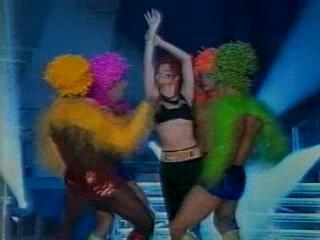 Mylène Farmer - Les années tubes - TF1 - 18 mai 1996 - Capture