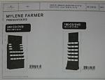 Mylène Farmer Avant que l'ombre... à Bercy Bon de précommande PLV Box