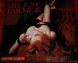 Mylène Farmer Avant que l'ombre... PLV