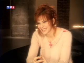 Mylène Farmer - Sept à Huit - TF1 - 08 janvier 2006 - Capture