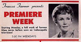 Frances Farmer Presents