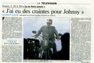 Le Parisien - 13 décembre 2008