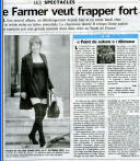Le Parisien 21 août 2008