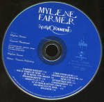 Mylène Farmer Innamoramento CD Digipak France