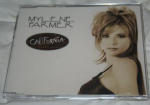 Mylène Farmer California CD Promo Europe