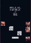 Mylène Farmer et Seal Les mots CD Promo Luxe France