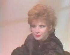 Mylène Farmer - Affaire suivante - Antenne 2 - 20 août 1986 - Capture