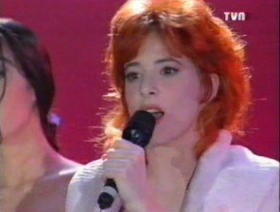 Mylène Farmer - World Music Awards - 12 mai 1993 - Capture