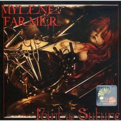Mylène Farmer Point de Suture CD Pologne