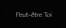 Mylène Farmer - Clip Peut-être toi
