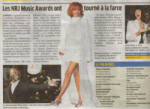 Mylène Farmer Presse Le Matin Bleu 19 janvier 2009
