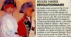 Mylène Farmer Presse VSD 06 octobre 1988