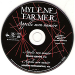 Mylène Farmer Appelle mon numéro CD Single France