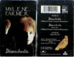 Mylène Farmer Désenchantée Cassette single France