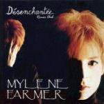 Mylène Farmer Désenchantée Maxi 45 tours France Pochette Recto