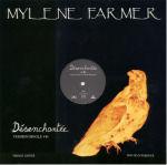 Mylène Farmer Désenchantée Maxi 45 Tours Promo France