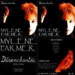 Mylène Farmer Désenchantée Plan Promo France