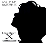 Mylène Farmer L'instant X CD Maxi France Pochette Recto