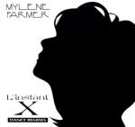 Mylène Farmer L'instant X CD Maxi France Pochette Recto