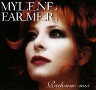 Mylène Farmer Redonne-moi CD Single