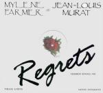 Mylène Farmer et Jean-Louis Murat Regrets Maxi 45 tours promo France Pochette recto