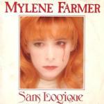 Mylène Farmer Sans Logique 45 tours France Pochette recto
