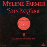 Mylène Farmer Sans Logique Maxi 45 tours Promo France