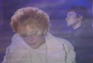 Mylène Farmer et Jean-Louis Murat Stars 90 TF1 07 octobre 1991