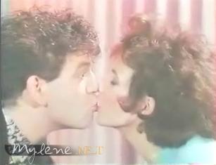 Mylène Farmer Super Platine Antenne 2 21 décembre 1985