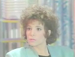 Mylène Farmer - Super Platine - Antenne 2 - 21 décembre 1985 - Capture