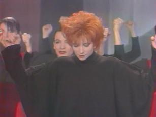 Mylène Farmer - Tous à la Une - TF1 - 27 décembre 1991