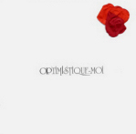 Moby & Mylène Farmer Optimistique-moi CD Promo France Luxe Enveloppe Recto