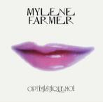 Moby & Mylène Farmer Optimistique-moi CD Promo France Luxe Pochette Recto