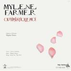 Moby & Mylène Farmer Optimistique-moi CD Promo Luxe France Pochette Verso