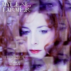 Mylène Farmer - Optimistique-moi - Maxi 33 Tours