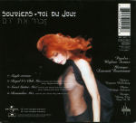Mylène Farmer Souviens-toi du jour CD Maxi Digipack France