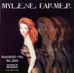 Mylène Farmer Souviens-toi du jour Maxi 33T Pochette Recto